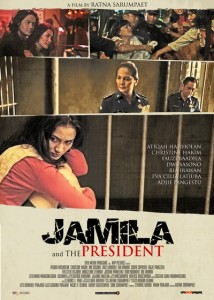 Jamila and thre President - Poster4